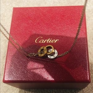Cartier LOVE necklace ! Authentic and timeless!